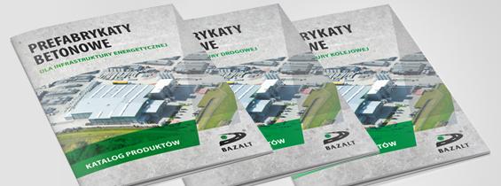 Nowe katalogi firmy BAZALT S.A